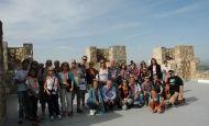Visita de un grupo del Museo Marq de Alicante a Villena   #villena #turismovillena #costablanca  @costablancaorg @cvalenciana