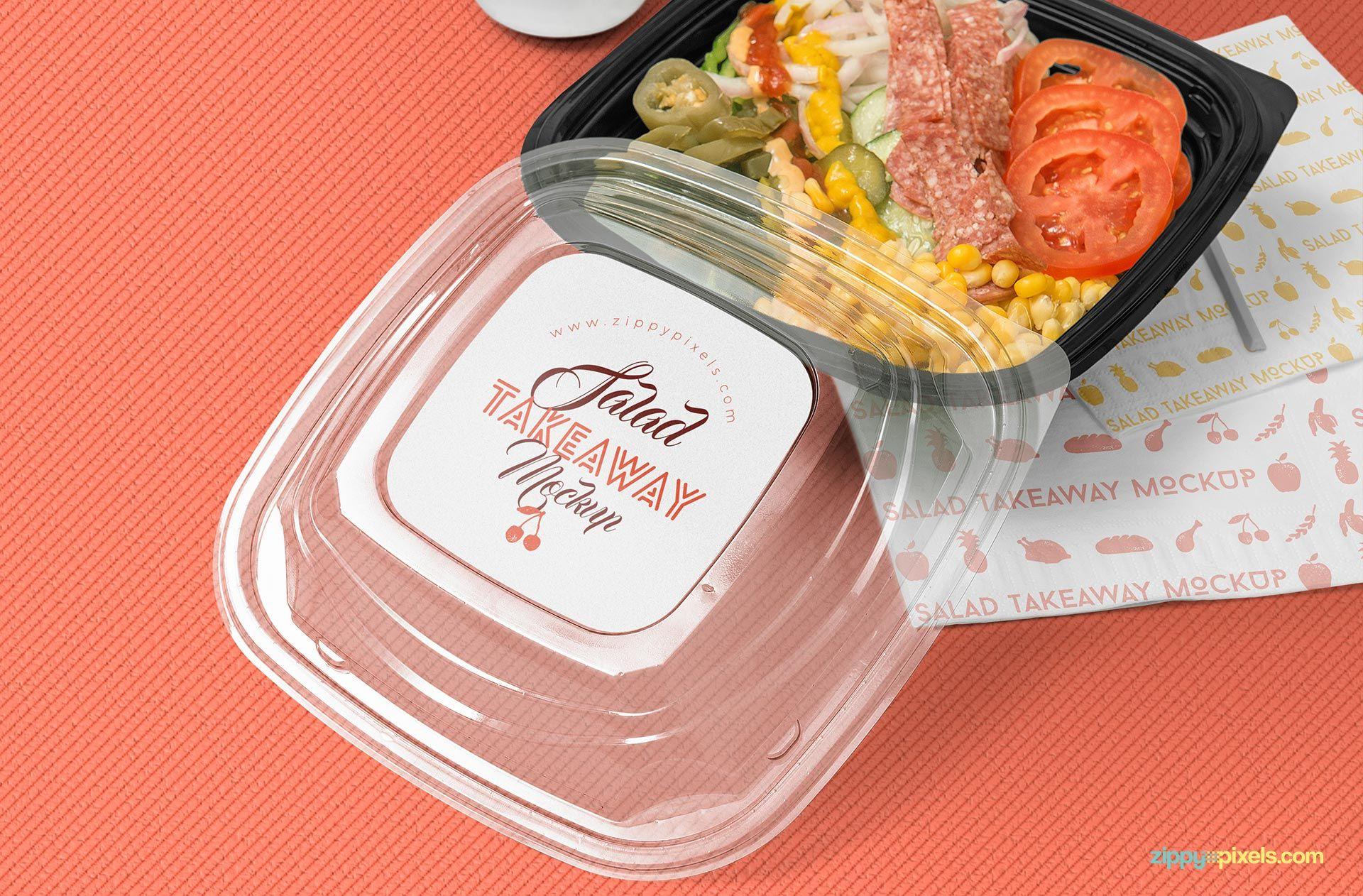 Download Free Food Box Mockup Zippypixels Food Food Packaging Box Mockup