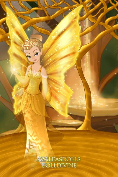 Pixie Hollow Queen Clarion | Click the image to view the full