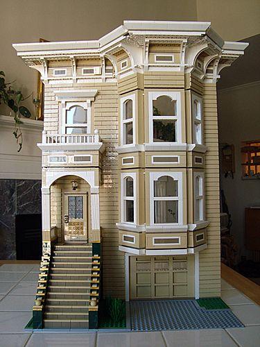 Victorian Iv Maison Lego Lego Architecture Idees Lego