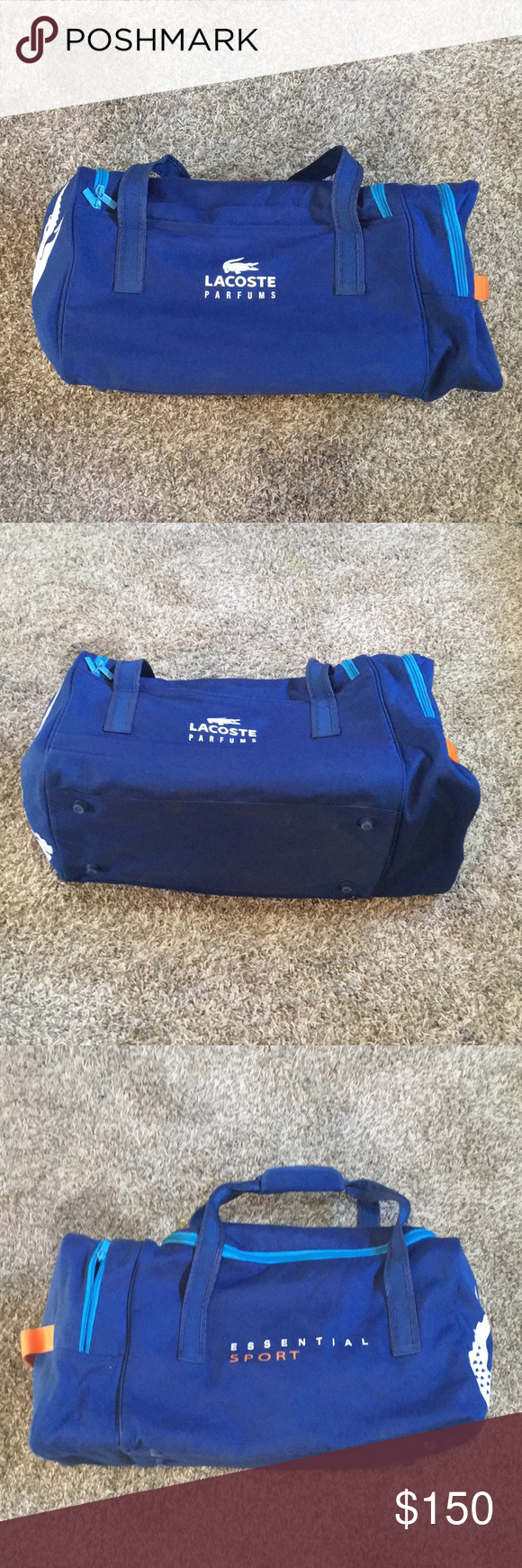 17eeba9e0b43 Lacoste Duffle Bag New Lacoste Duffle Bag. Very big