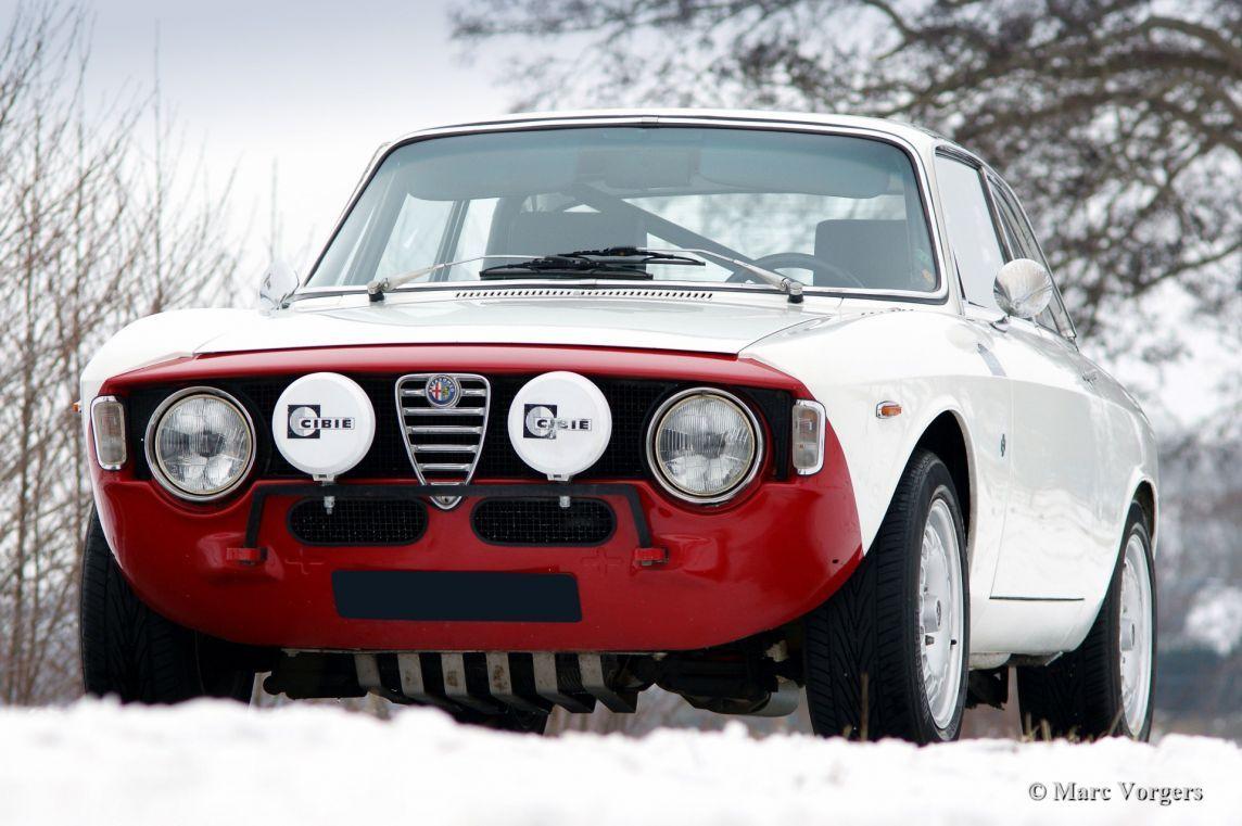Alfa Romeo Giulia 1600 Sprint GT, 1964 - Welcome to ClassiCarGarage #alfa #alfaromeo #italiandesign