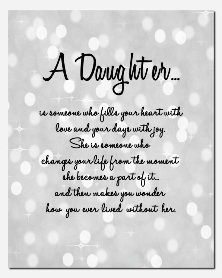 Image Result For Quotes Daughters Birthday