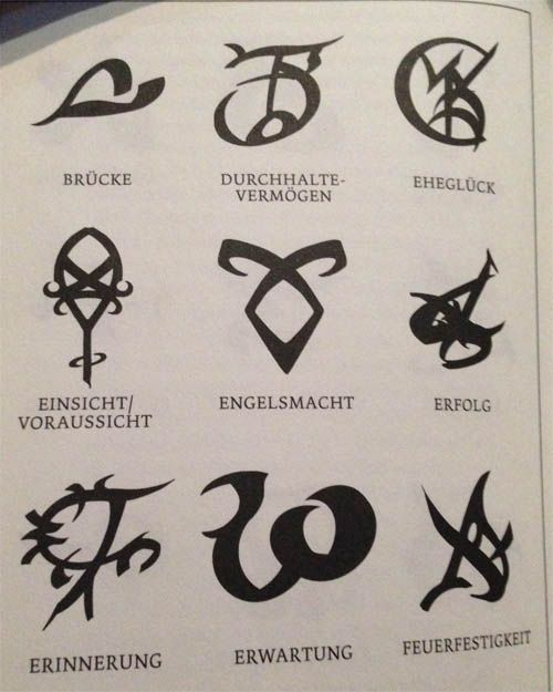 Photo of Image result for runes shadow hunters