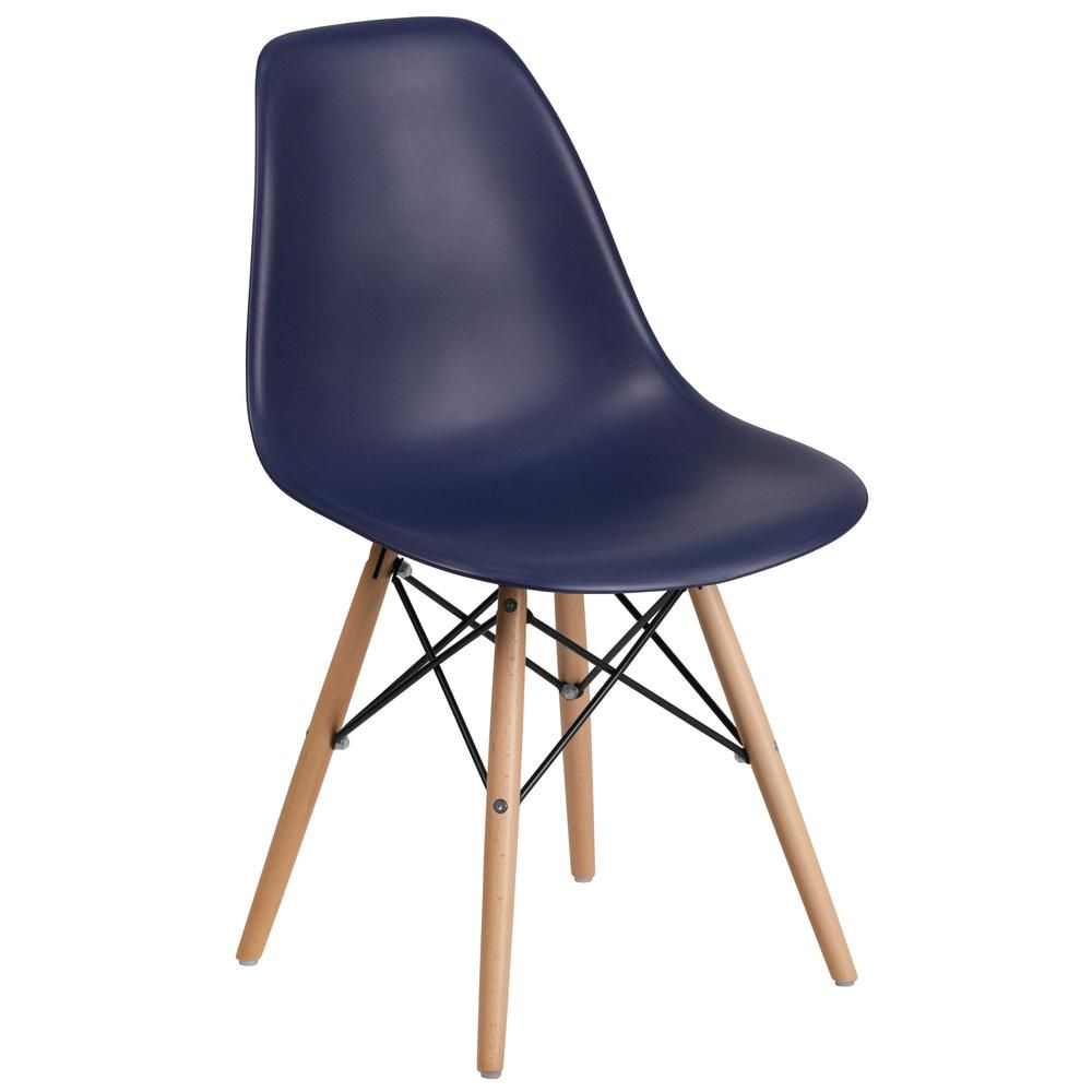Carnegy Avenue Navy Side Chair Blue Products In 2019