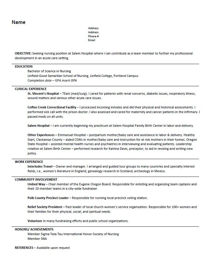 copies of cover letters cover letter Pinterest Resume cover - psych nurse resume