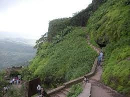 Sinhagad Fort is 20 KM from Pune, 185 KM from Mumbai and 230 KM from Nasik.