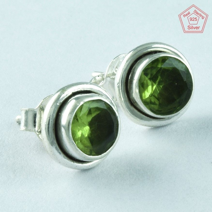 jewellery market green etsy jewelry peridot earrings il stone gold