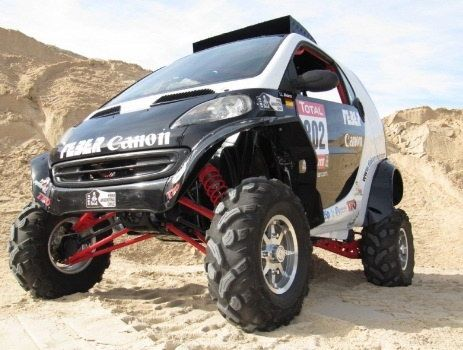 Off Road Smart Car Smart Car With Lift Kit With Images Smart