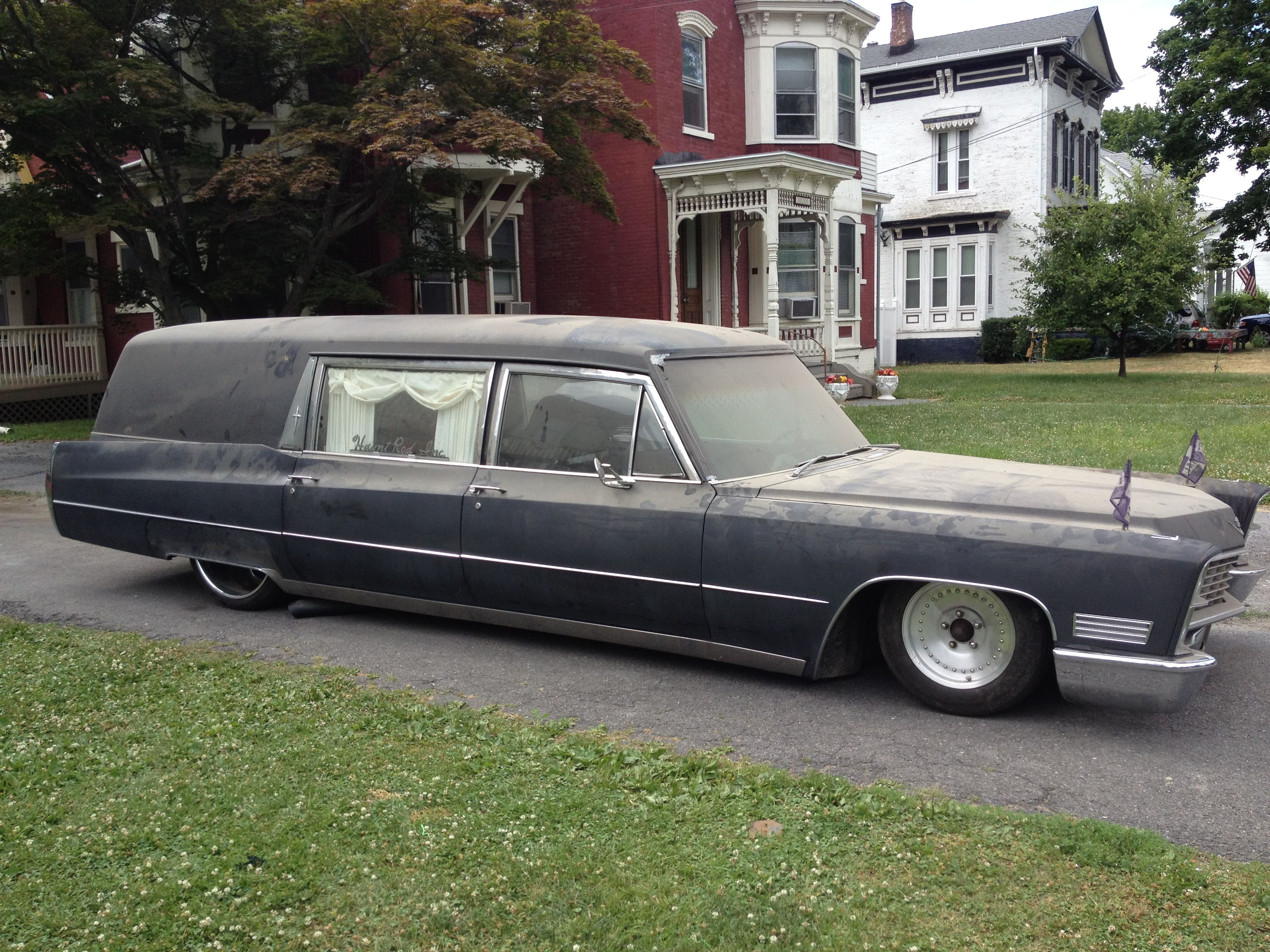1967 Cadillac Hearse | Hot Rods | Cars motorcycles:__cat__