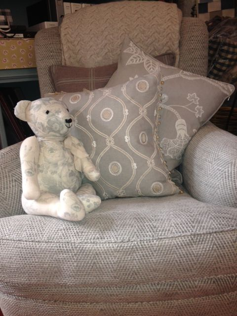 kingcome sofa sale dallas pet leather bed armchair sofas cushion fabric colefax and fowler teddy bear kate forman all items for via ash interiors