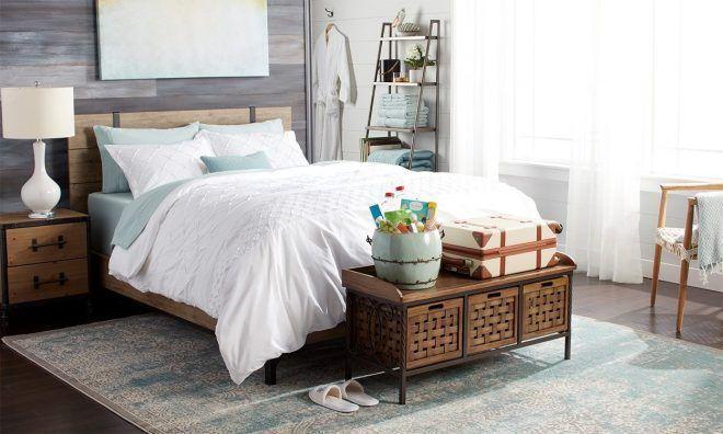 Bedroom Modern Guest Bedroom Decorating Ideas Contemporary Guest Bedroom Contem Bedroom Contem Co In 2020 Guest Bedroom Decor Modern Guest Bedroom Guest Bedrooms