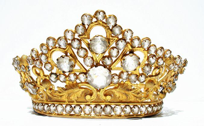Image result for gold princess crown png