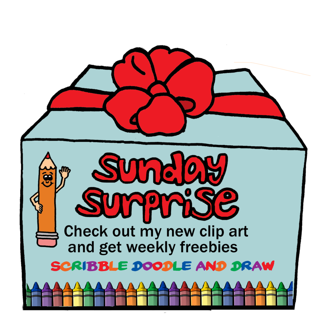 sunday surprise free clipart scribble doodle and draw pinterest rh pinterest co uk free clipart to use on teachers pay teachers