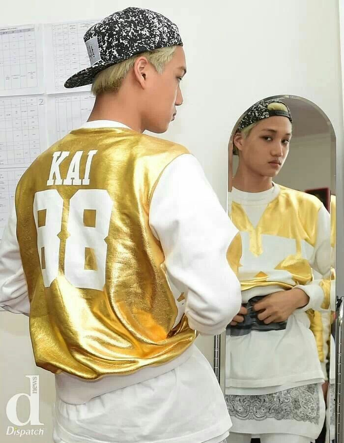 Oh my sexy Kai!!