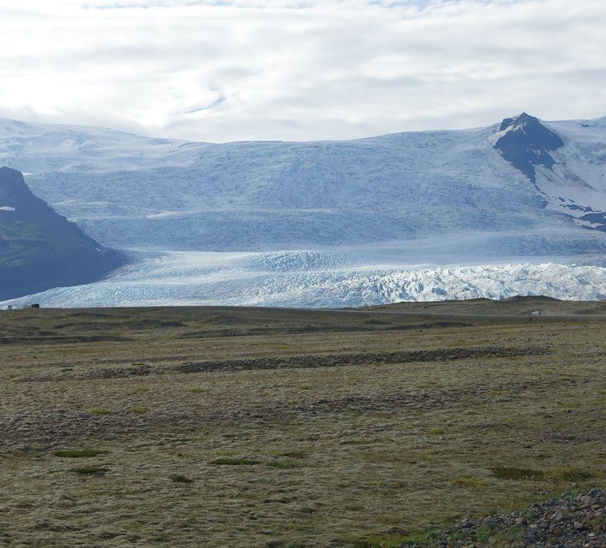 Vatnajökull Gletscher