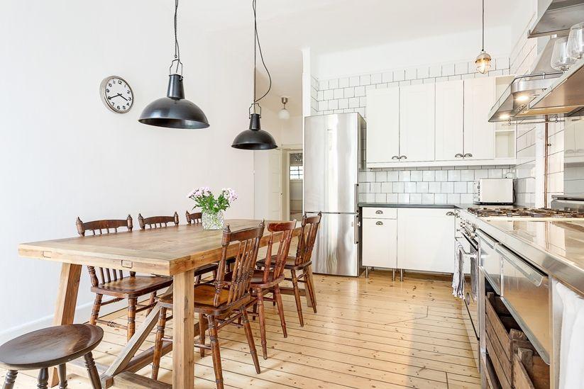 white kitchen  Interior  Pinterest  인테리어