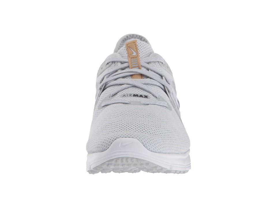 ab6e2e2f2f Nike Air Max Sequent 3 Women's Shoes Pure Platinum/Black/White 2 ...