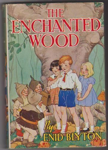 ''The Enchanted Wood', by Enid Blyton, pub. George Newnes 1964. Illus. Dorothy Wheeler | eBay