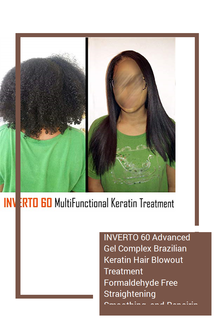 INVERTO 60 Advanced Gel Complex Brazilian Keratin Hair Blowout Treatment Formaldehyde Free Straightening Smoothing and Repairing Damaged Hair Keratin Research (XL SET-1000ml) #brazilianstraightening INVERTO 60 Advanced Gel Complex Brazilian Keratin Hair Blowout Treatment Formaldehyde Free Straightening Smoothing and Repairing Damaged Hair Keratin Research (XL SET-1000ml)