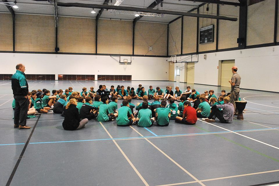 Great job! Matthew Flinders Anglican College Year 8 Boys