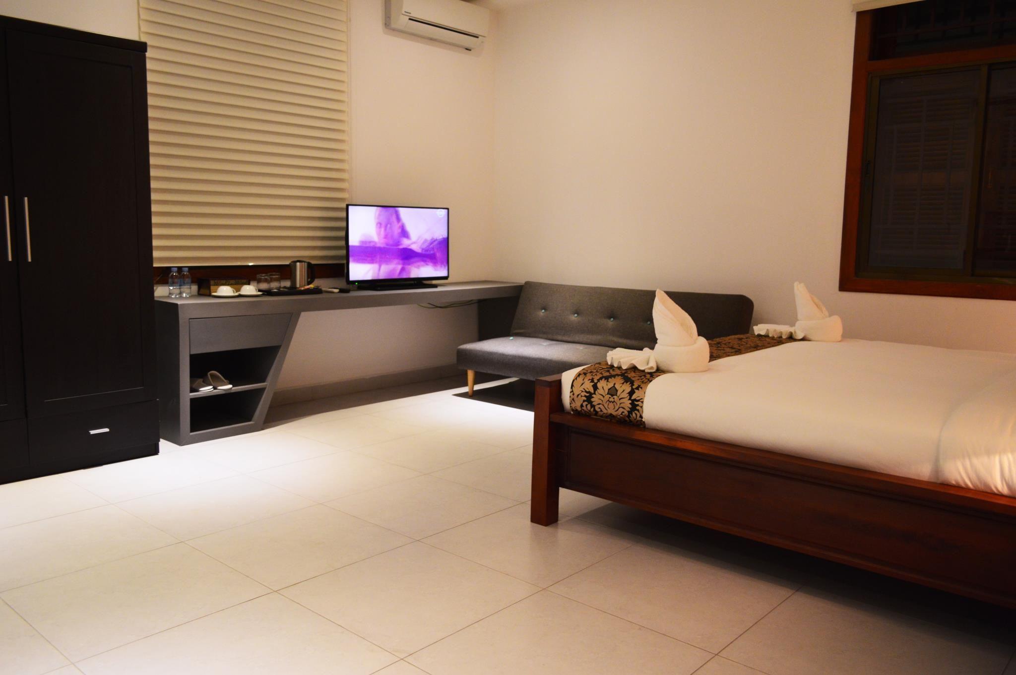 Villa De La Paix Boutique Hotel & Spa Phnom Penh, Cambodia