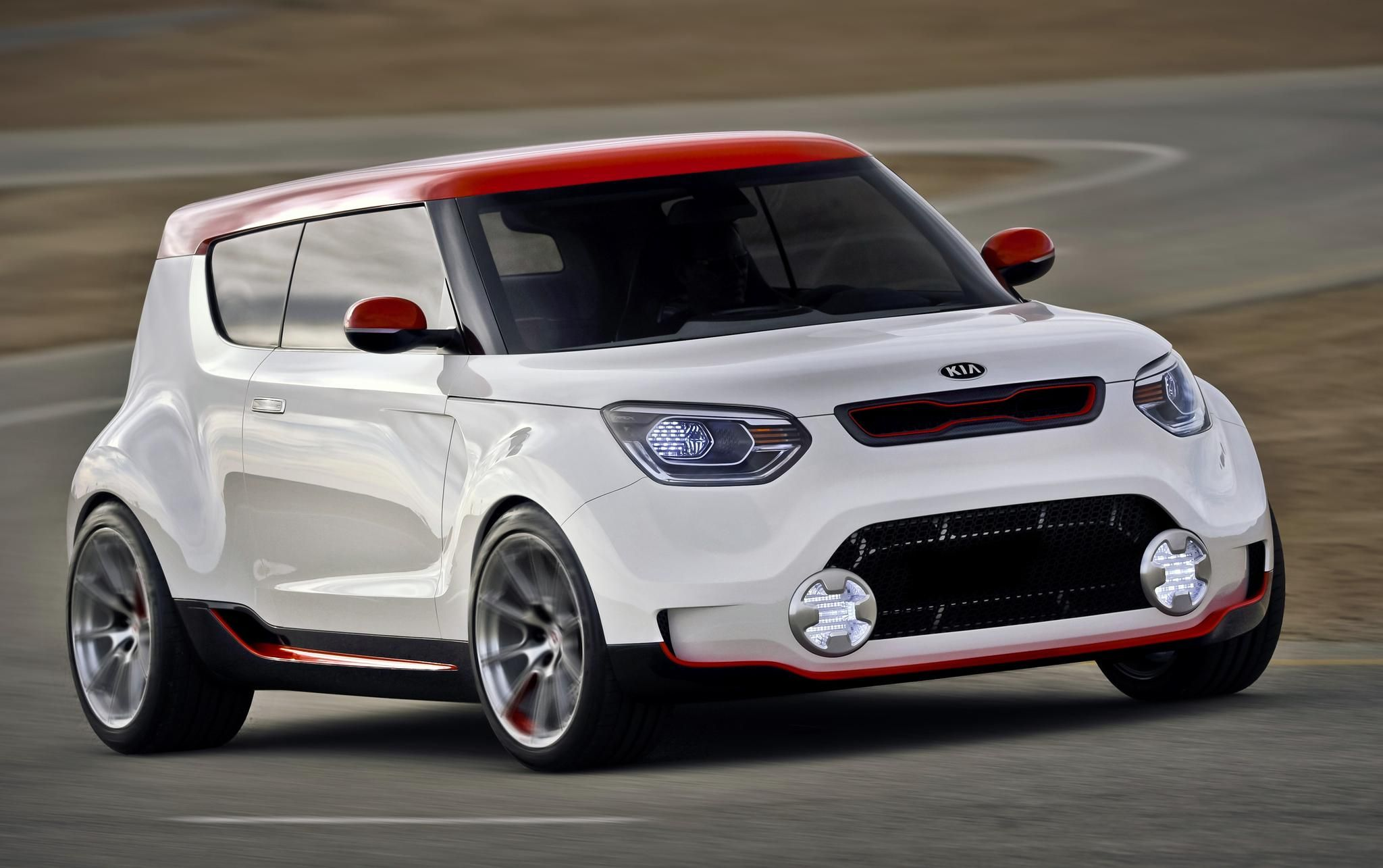 Kia Unleashes Trackster Concept In 2020 Kia Soul Kia Best New Cars
