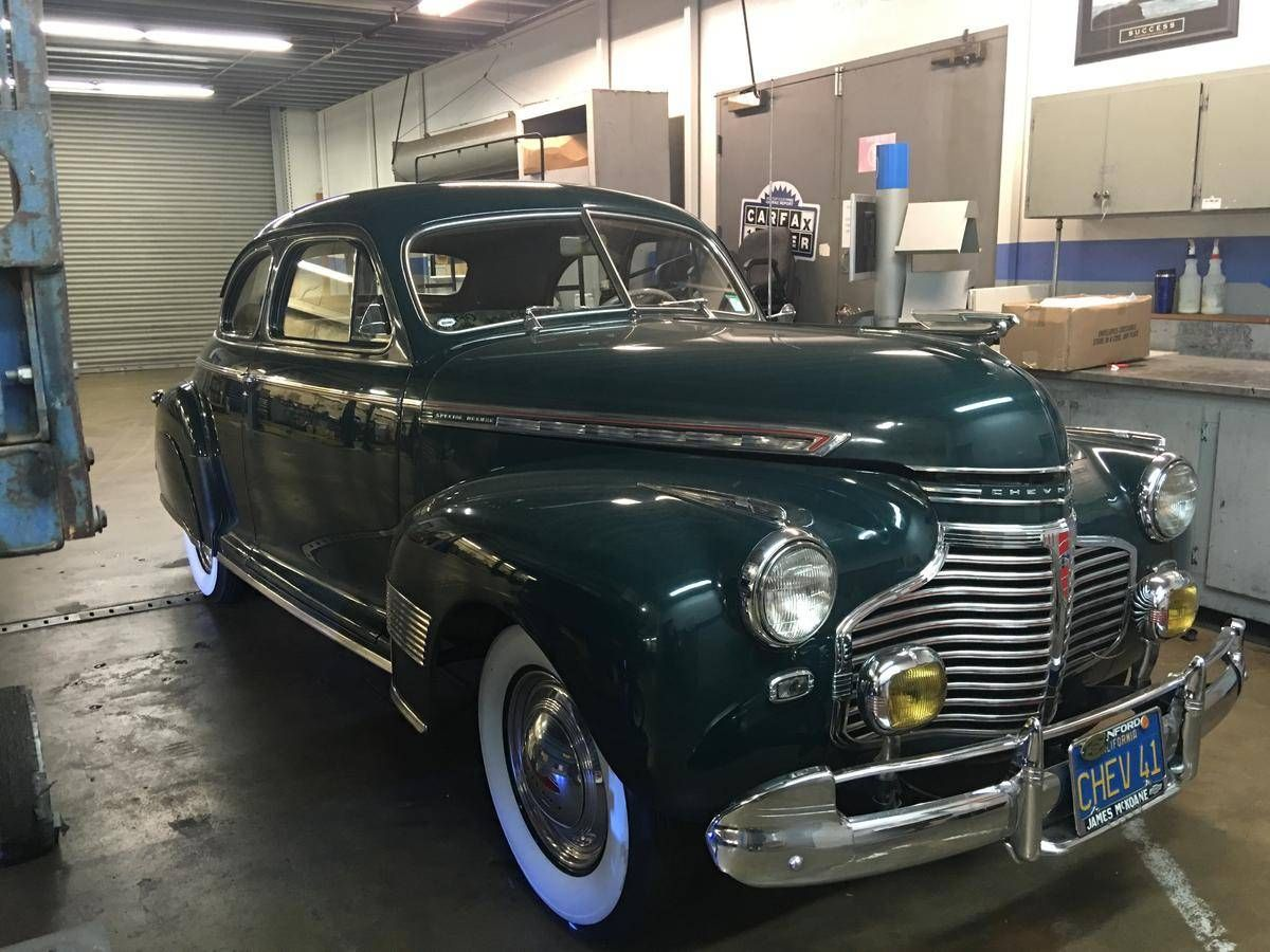1941 Chevrolet Special Deluxe For Sale 1884347 Hemmings Motor News Chevrolet Cars For Sale Classic Cars