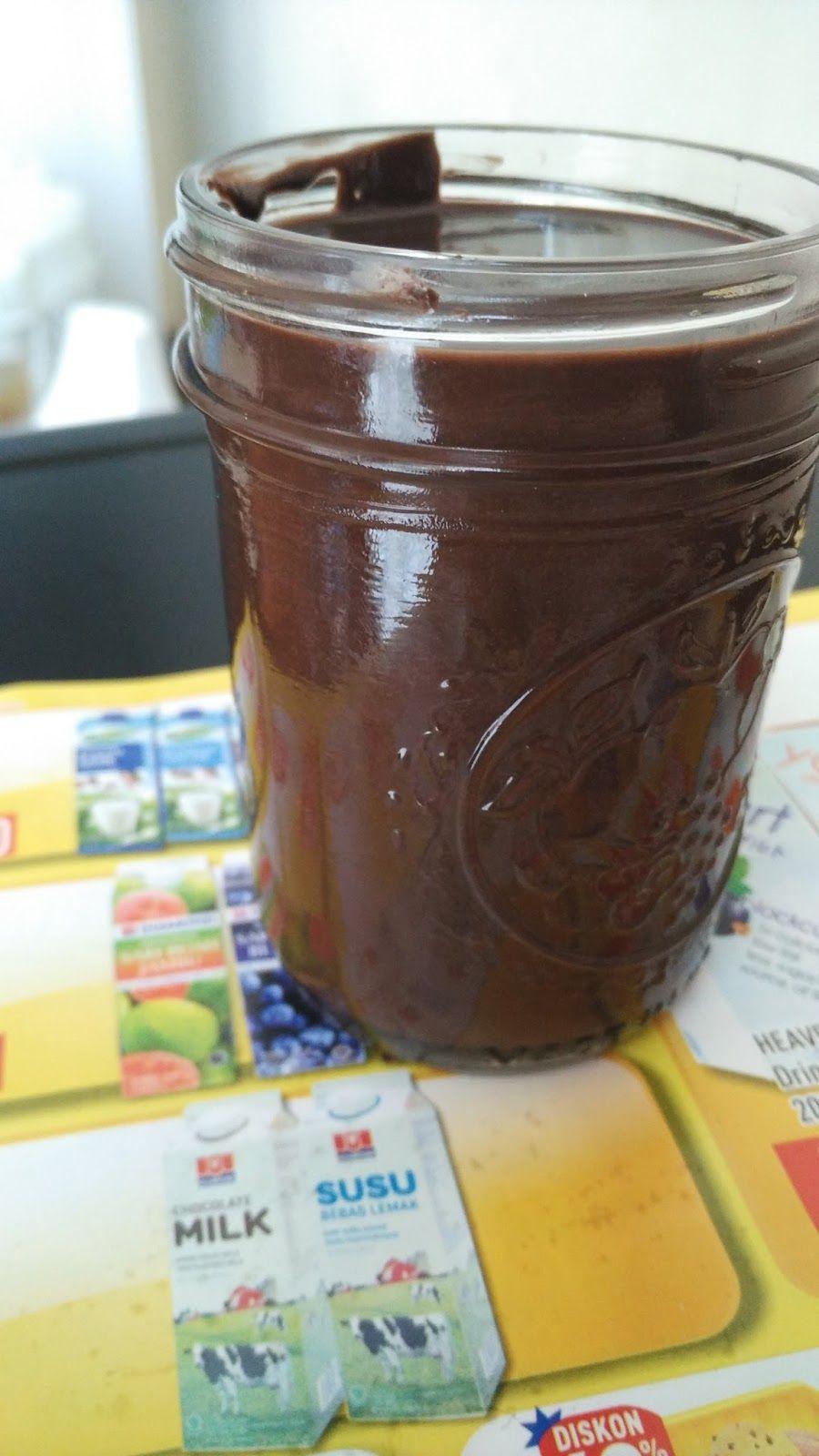 Berkreasi Di Dapur Homemade Nutella Nutella Resep Nutella Resep Biskuit