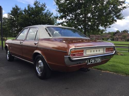 Granada Mk1 3 0 Xl Auto V6 1974 Two Owner 30k Miles For Sale On