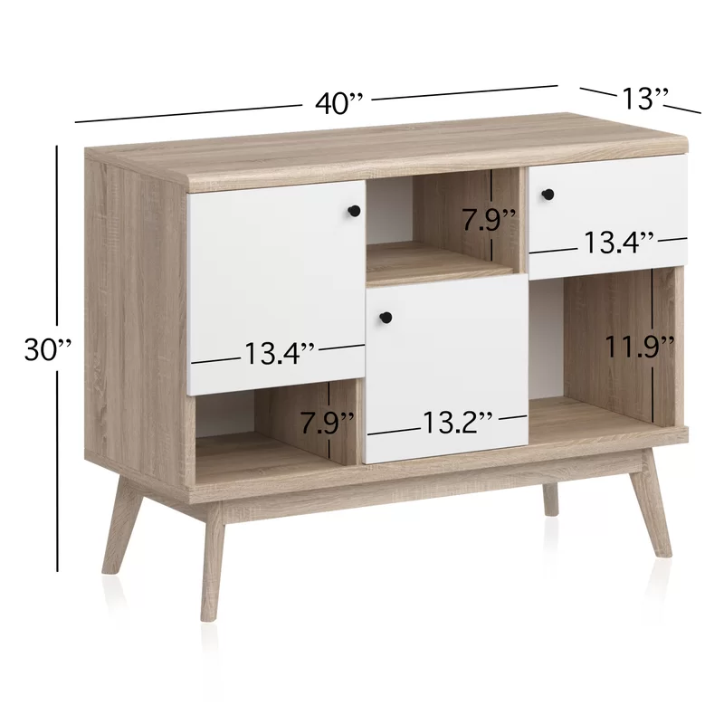 Cockfosters Tv Stand For Tv S Up To 43 In 2020 Storage Storage