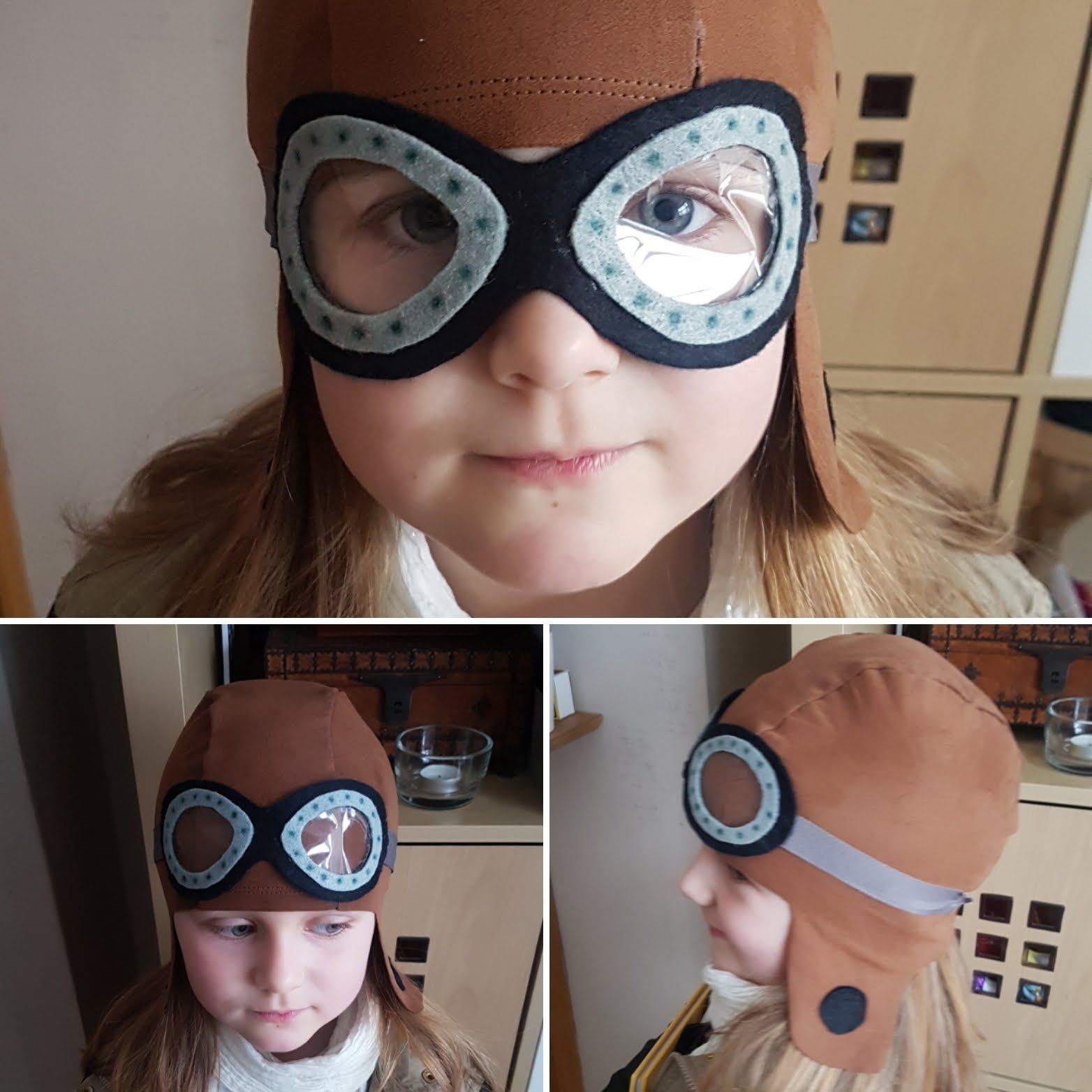 Diy Aviator Goggles World Book Day Amelia Earhart Costume Diy Amelia Earhart Costume Aviator Goggles