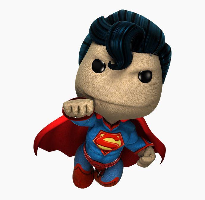 Superman Sackboy