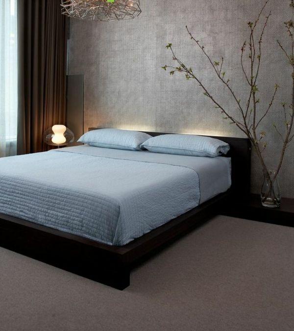 Feng-Shui Schlafzimmer komplett farben gestalten wand Slapen - schlafzimmer farben feng shui