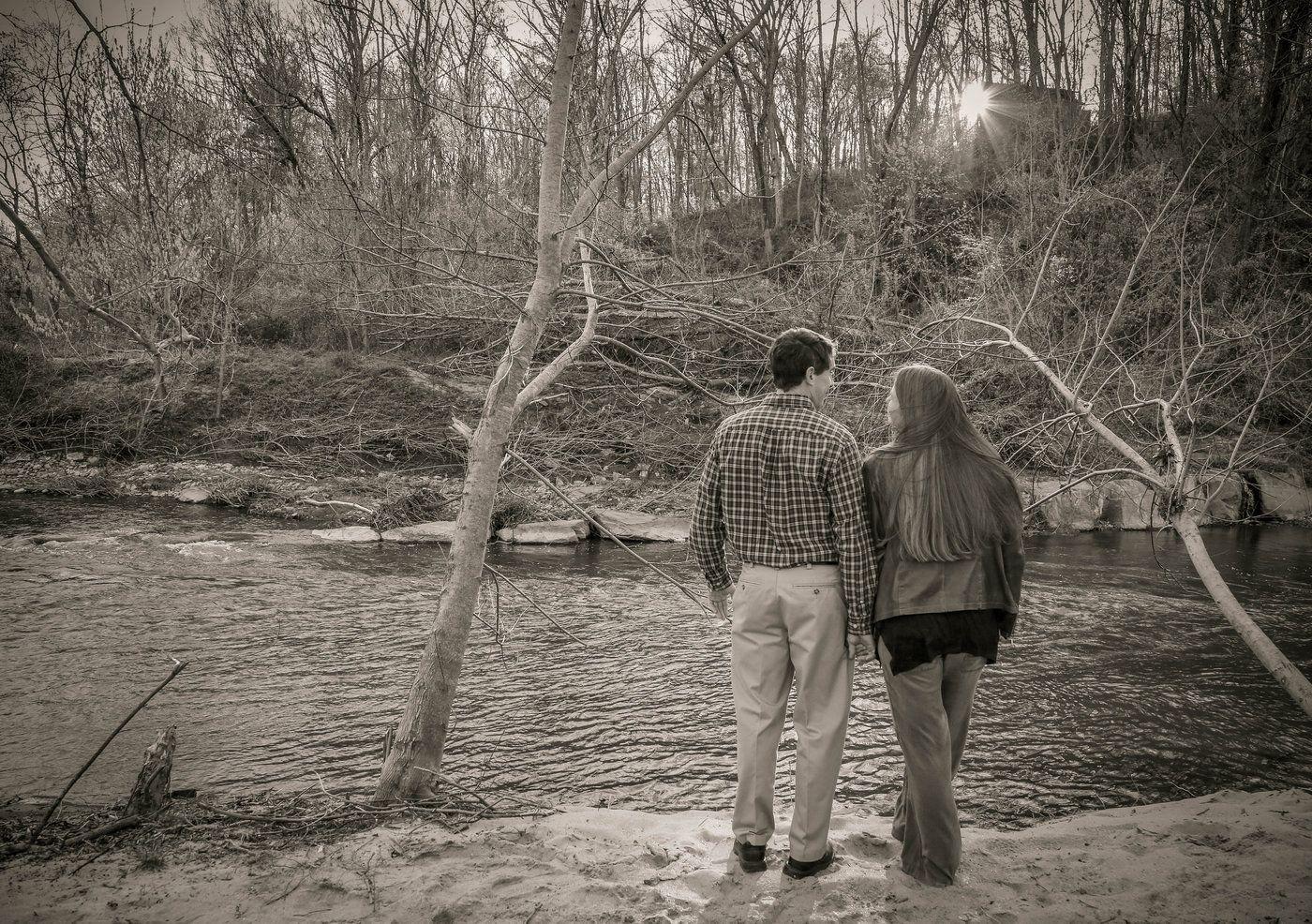 Megan & Ben - Engagement 2016