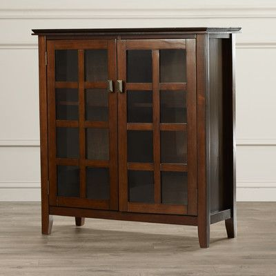 Gosport 2 Door Accent Cabinet Accent Doors Accent Cabinet Media Storage Cabinet