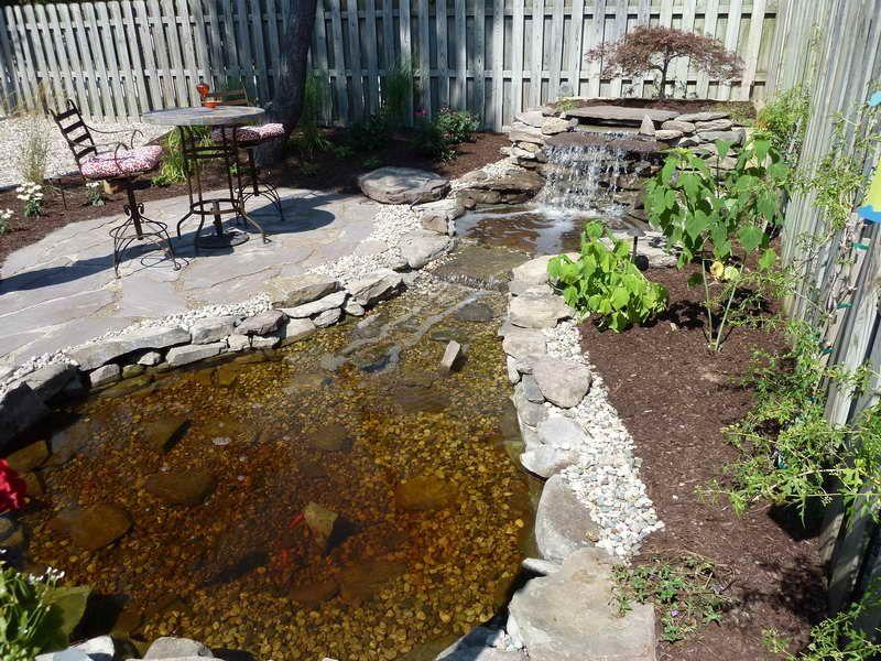 Wonderful Backyard Koi Pond Ideas 12 Incredible Koi Pond
