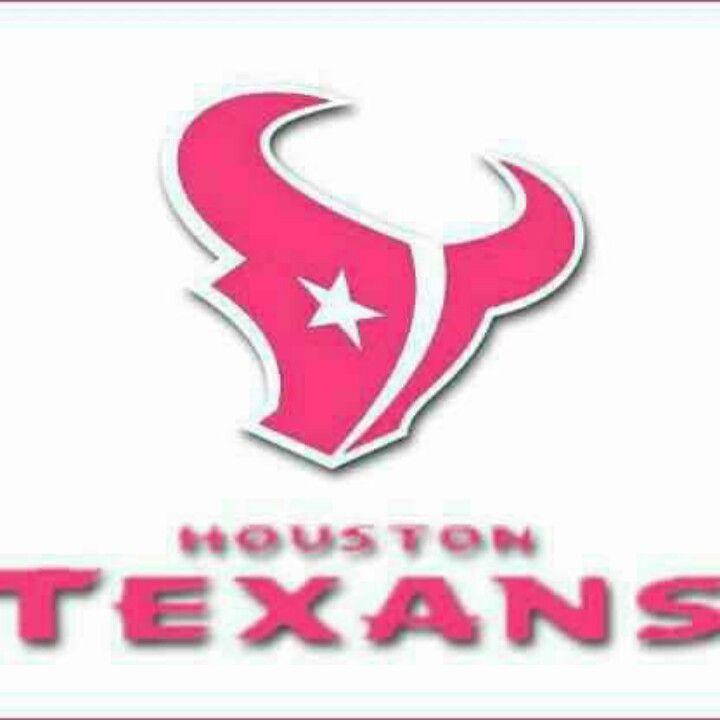 uk availability adea1 11683 Pink Houston Texans | Houston Texans | Texans football ...