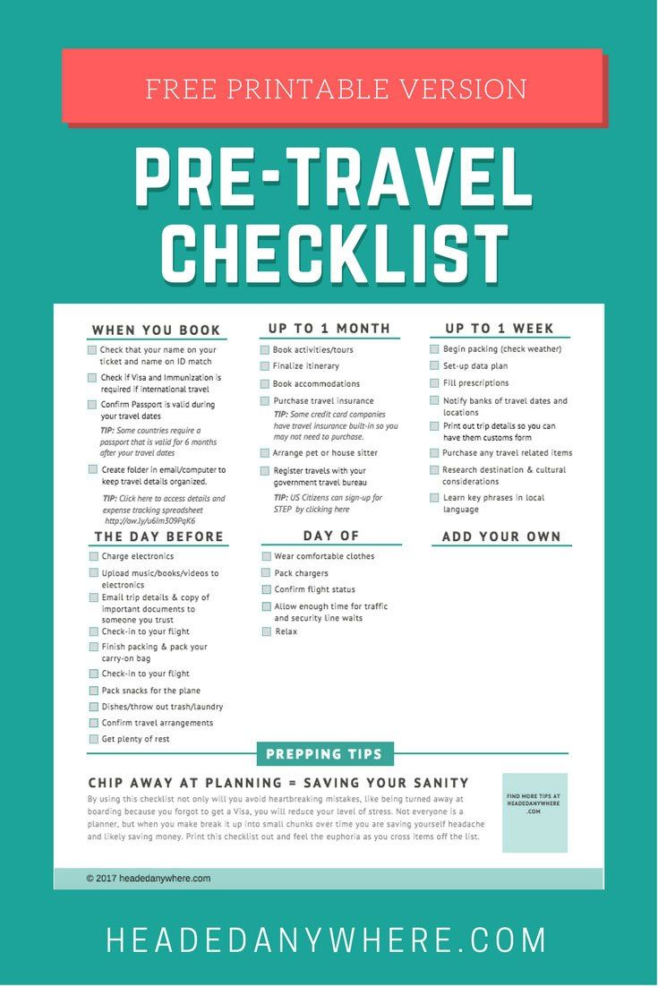 business plan advice tips traveling