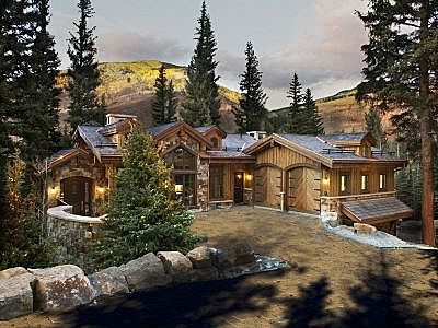 405 Forest Rd Vail Co 81657 Zillow House In The Woods Mansions Dream Mansion