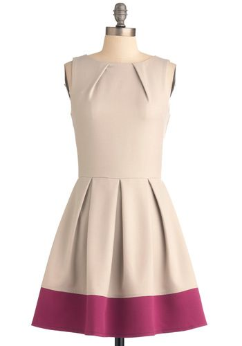 Shoreline Soiree Dress in Khaki