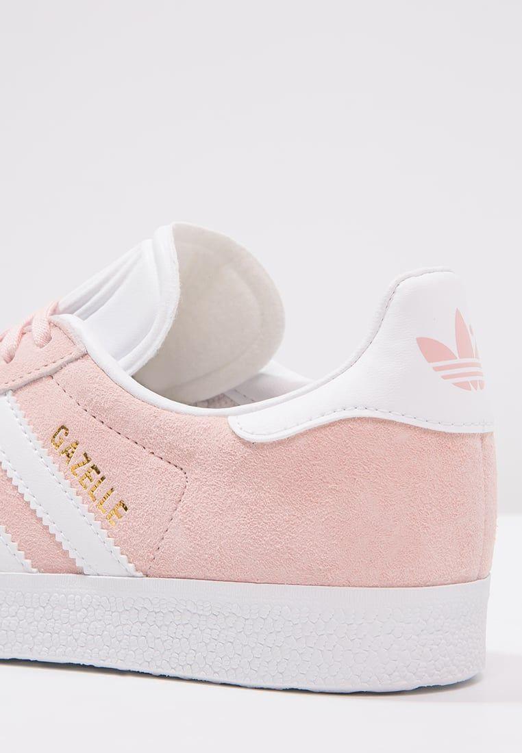 buy popular eae31 e3c09 bestil adidas Originals GAZELLE - Sneakers - vapour pinkwhitegold metallic  til kr 799,00 (08-02-17). Køb hos Zalando og få gratis levering.
