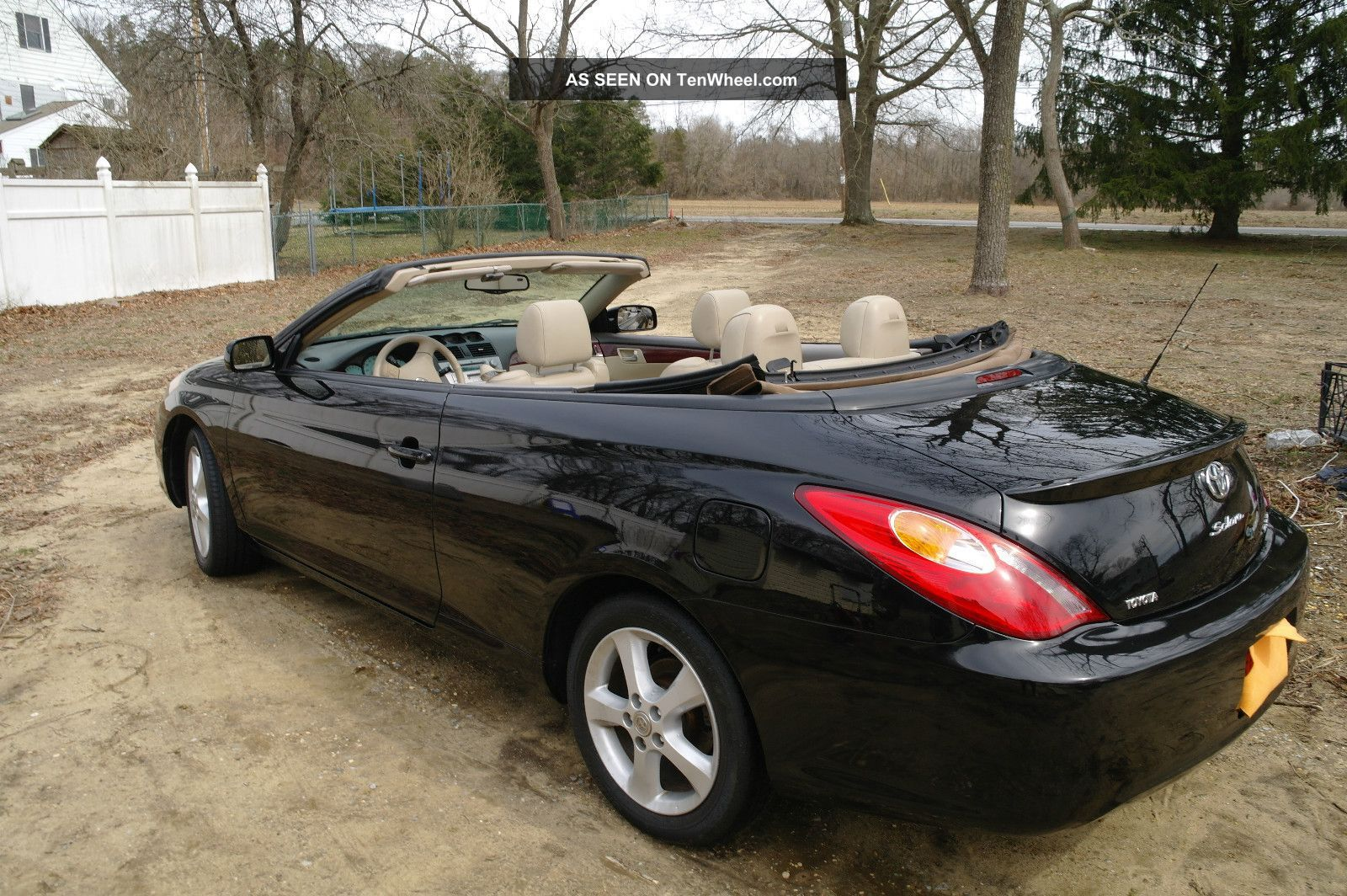 2008 Toyota Solara I Loved My Little Convertible But It Was Hard To Get In And Out Of