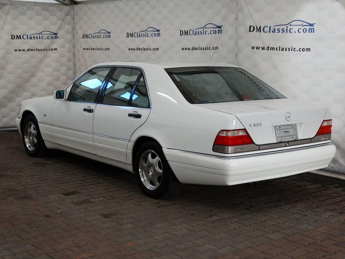 Mercedes S 320 W140 1996 55800 Pln Radlin Gielda Klasykow Mercedes Radlin