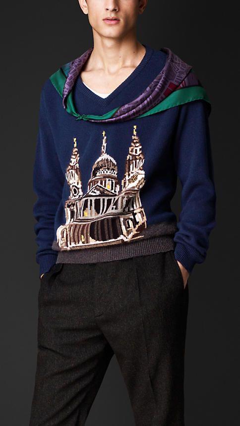 burberry hoodie mens 2014