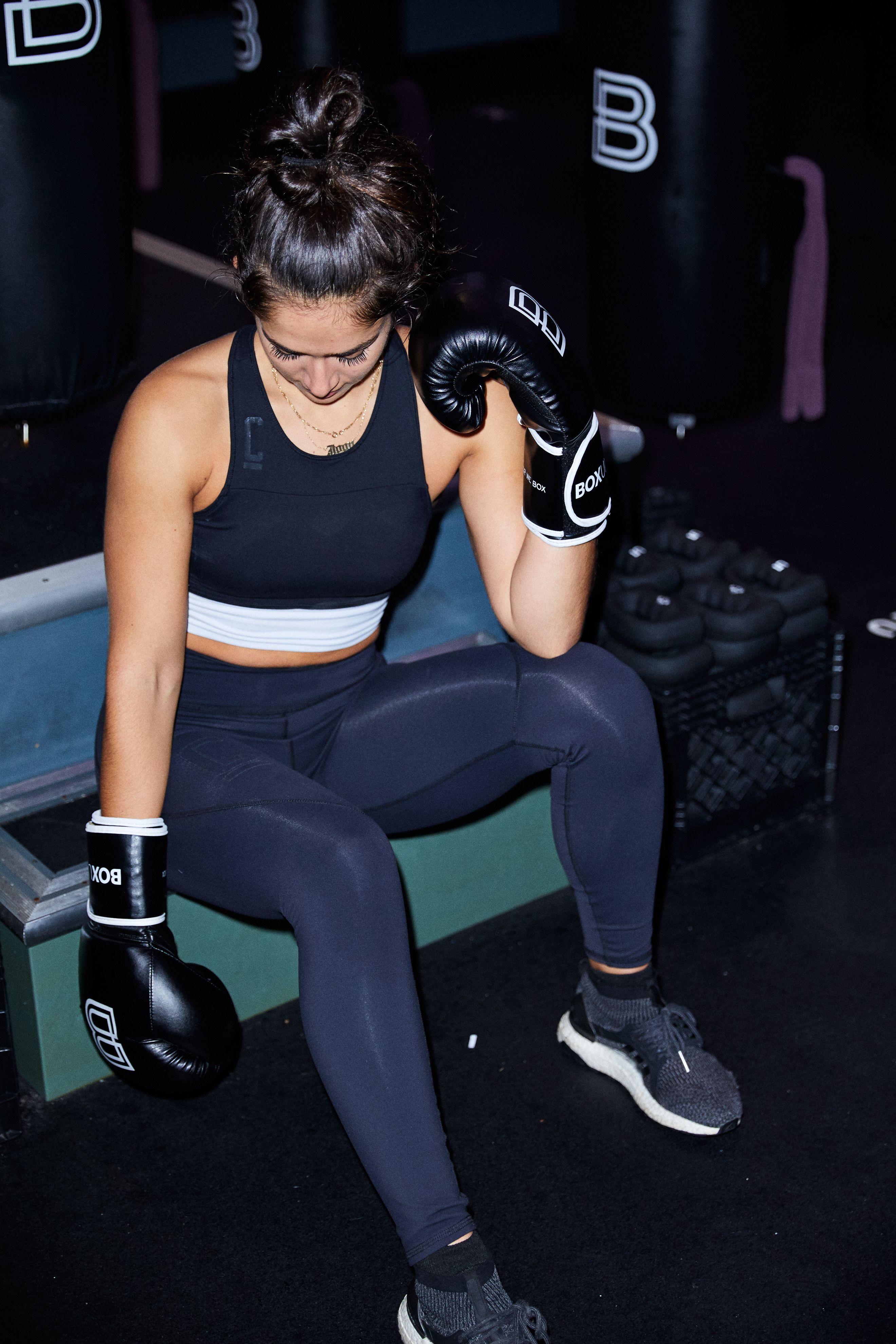 Girlswhobox image by combo boxing fitness fashion