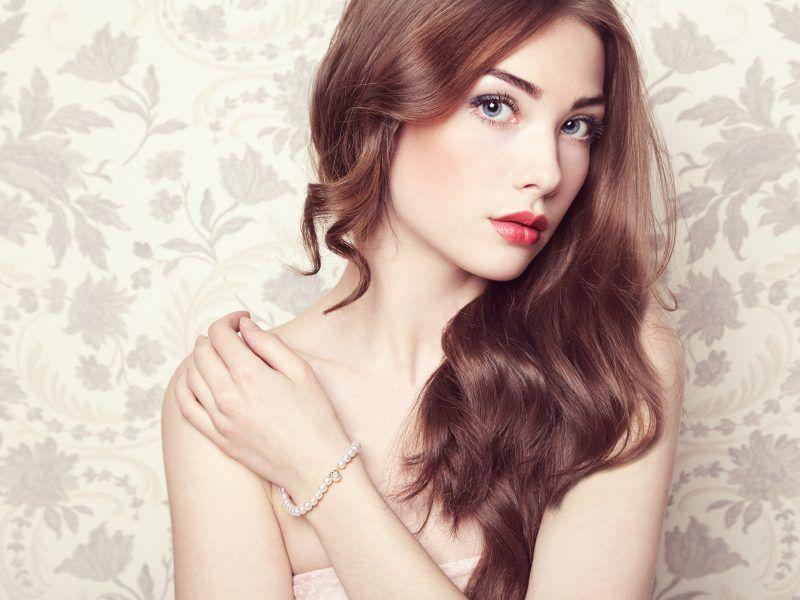 Hellbraune Haare Richtig In Szene Setzen Haarefärben Ombre