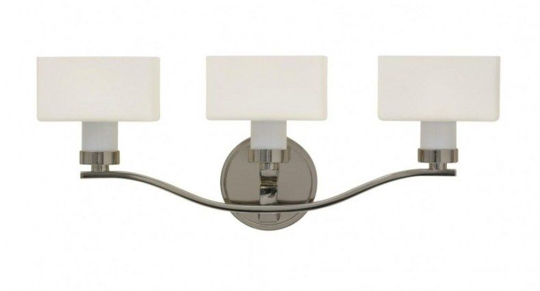 Bathroom Lighting With Outlet - Bathroom furniture is currently an ...