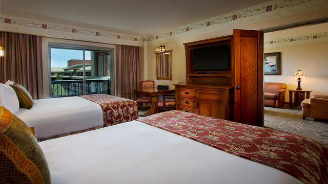 Rooms Rates At Disney S Grand Californian Hotel Disneyland Resort Grand Californian Disney Grand Californian Hotel Disney Grand Californian