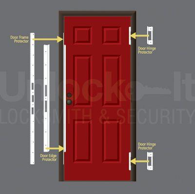 Reinforced door retailers/installers in Houston?  sc 1 st  Pinterest & Door Reinforcement | Atlanta Locksmith | Based in Roswell GA ...